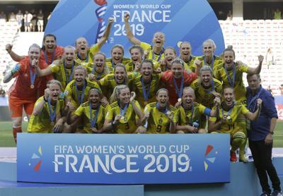 France England Sweden WWCup Soccer