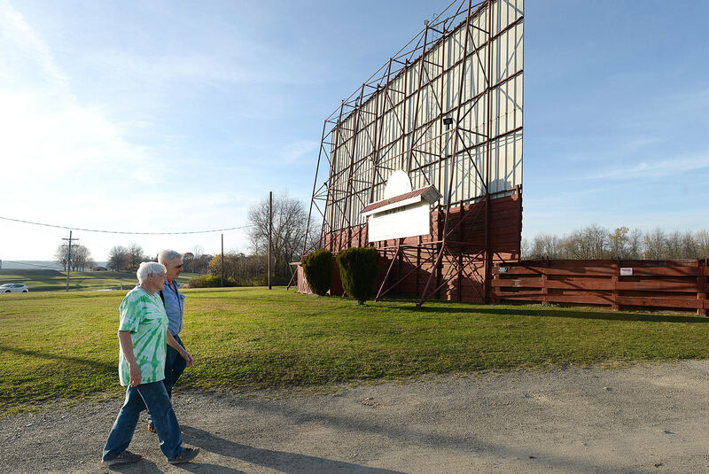 Pandemic problems pile on for drive-ins