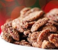 Smoked Bourbon Paprika Nuts