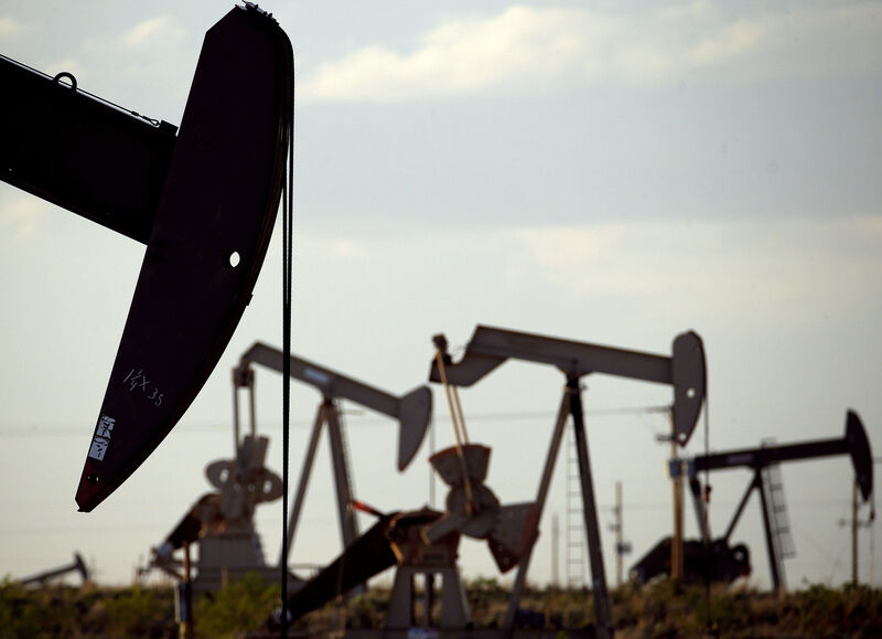 Oil, gas well approvals most since 2008
