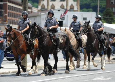 State police looking for a few good horses