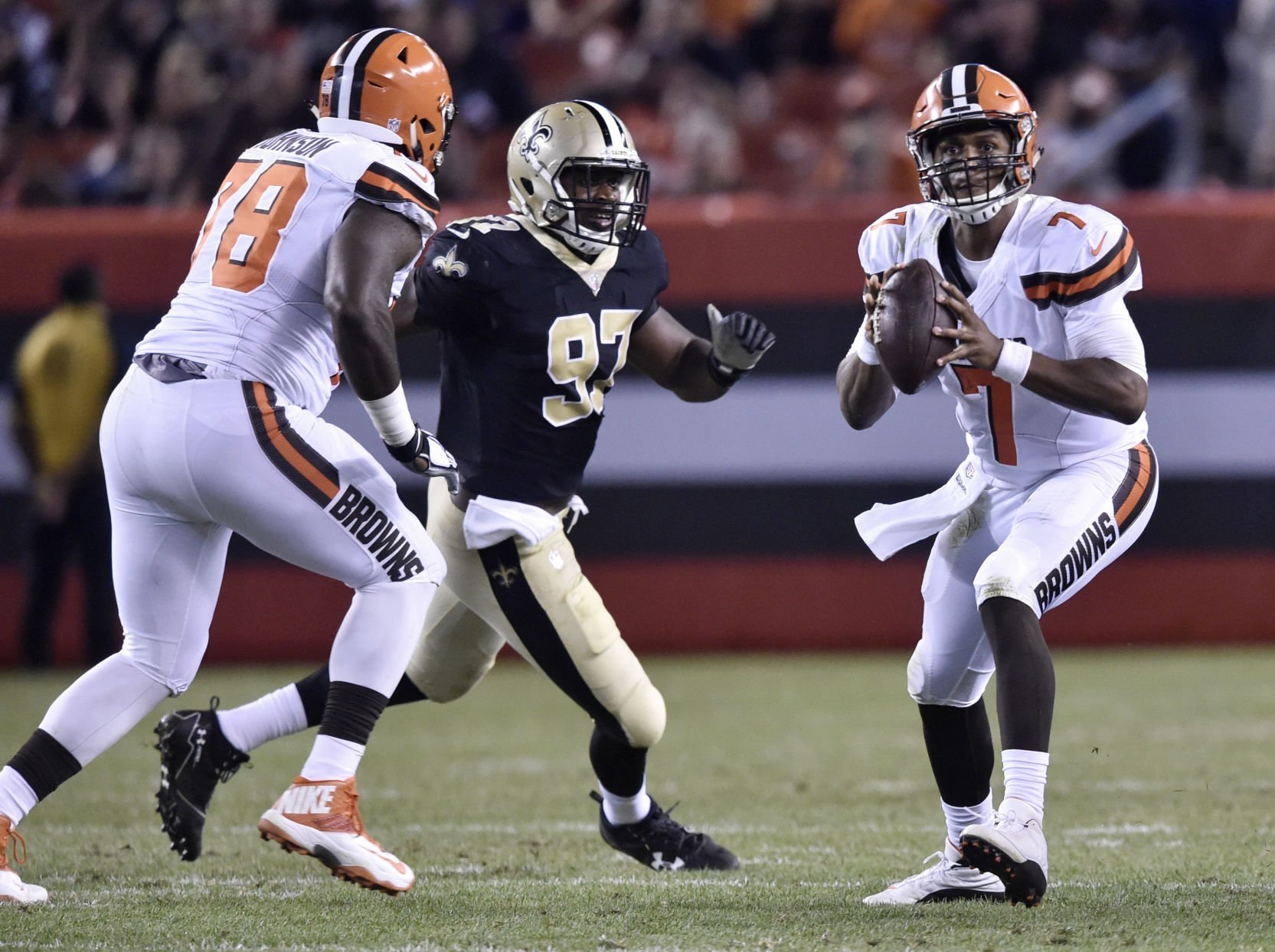 New Orleans Saints vs. Cleveland Browns - Preseason Week 1 Predictions
