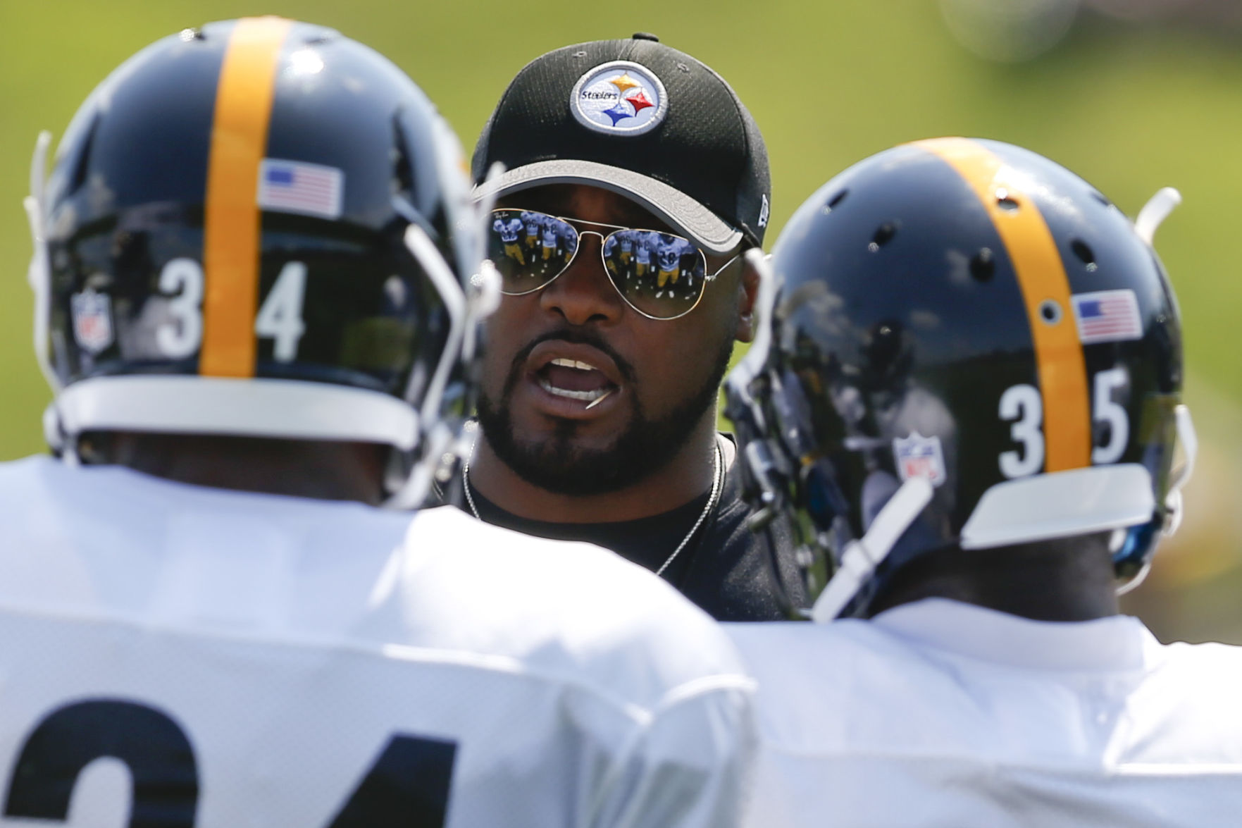 Steelers extend Mike Tomlin through 2020