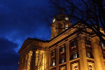 County postpones trials in January
