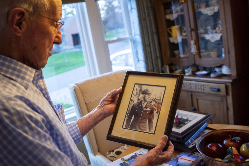 New Wilmington man, WWII aviator, to receive French medal