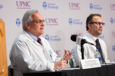 UPMC vaccine research