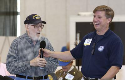 Local veterans invited to share their stories