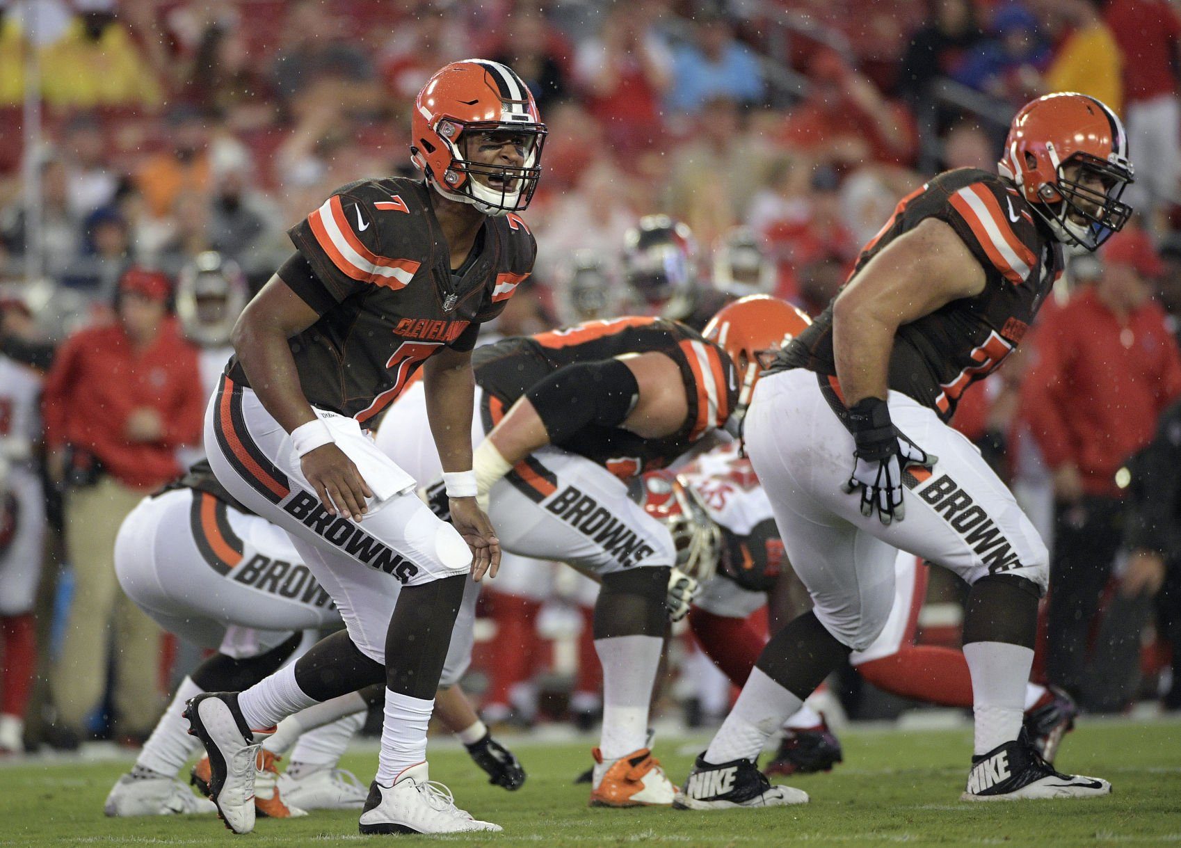 Myles Garrett Could Miss Multiple Weeks With Injured Ankle