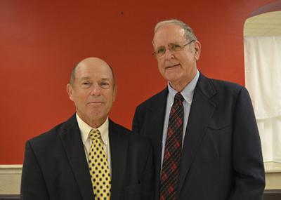 Two GCC educators named Emeritus Professor
