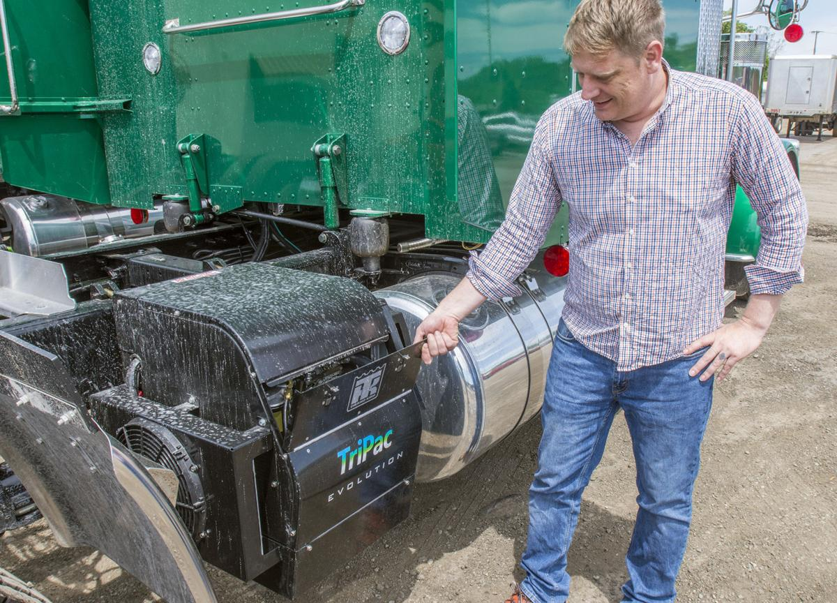 Technology changes trucking industry | Local News | sharonherald com