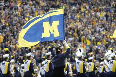 Iowa Michigan Football