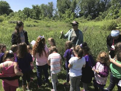 Girl Scouts enjoy Trefoil Trails Day Camp
