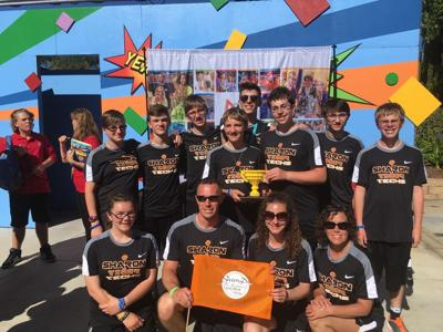 Tiger Techs places second internationally for robot design
