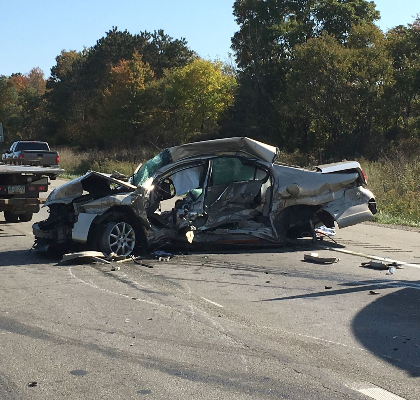 Police Identify Man Who Died In I 80 Crash Sharonherald Com