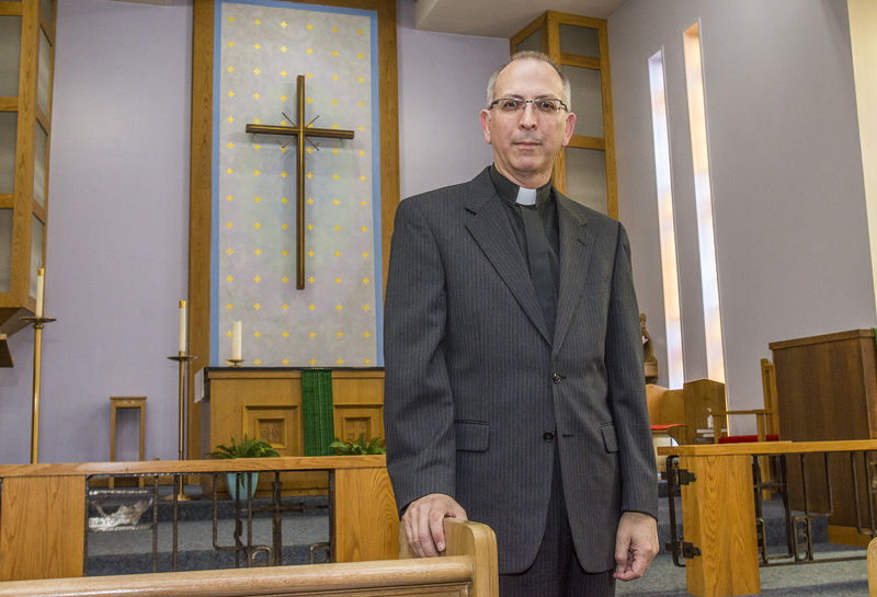 A higher authority: Sharon pastor elected Lutheran church bishop_