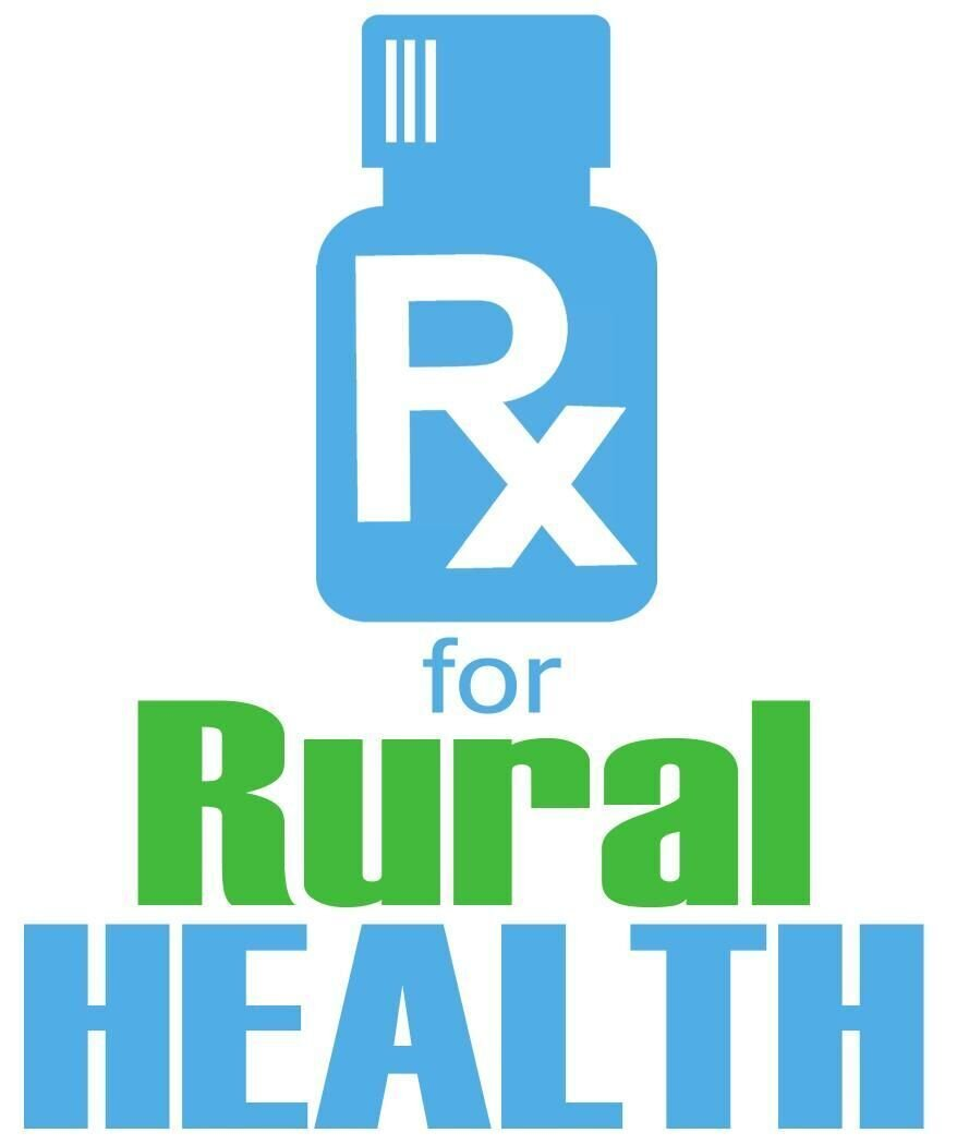 Rx FOR RURAL HEALTH LOGO