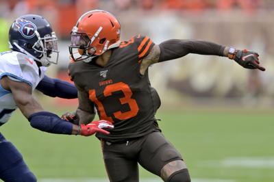 Titans Browns Football