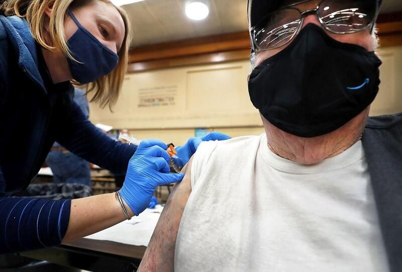 In race for vaccine, older residents in rural Pa. face tough obstacles