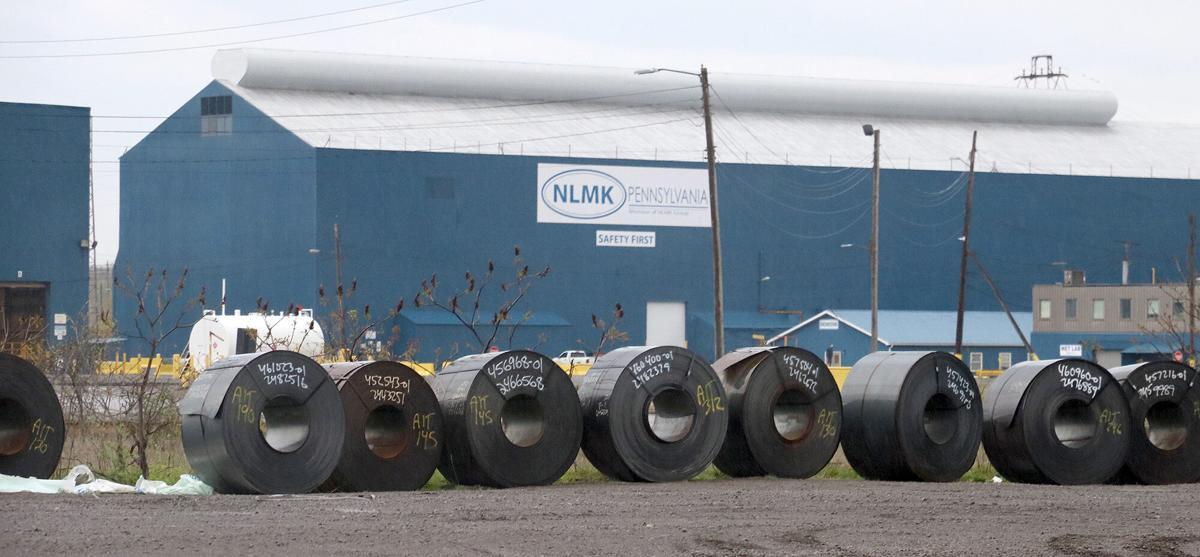 NLMK steel strike