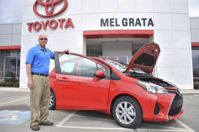 Mel Grata Toyota >> 2015 Toyota Yaris Business Sharonherald Com