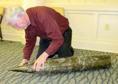 torpedo examined
