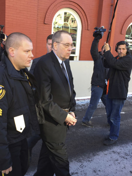 Despite easy budget, controversy abounded in Harrisburg priest