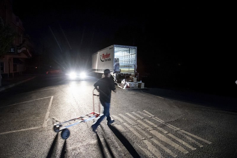 Lights out: Power cut in California to prevent deadly wildfires