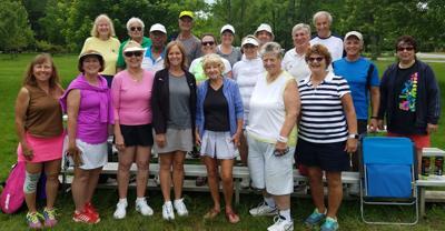 Senior Games Tennis