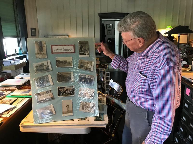 For posterity: Postcards from huge collection donated to university