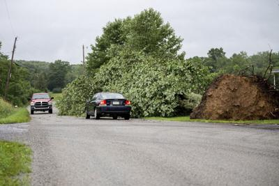 Storm leaves thousands powerless