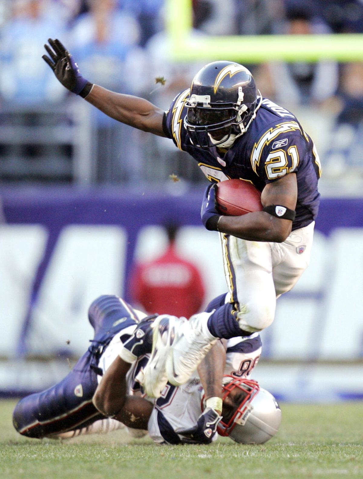 Hall Of Fame Bound Tomlinson Loyal To Chargers Despite