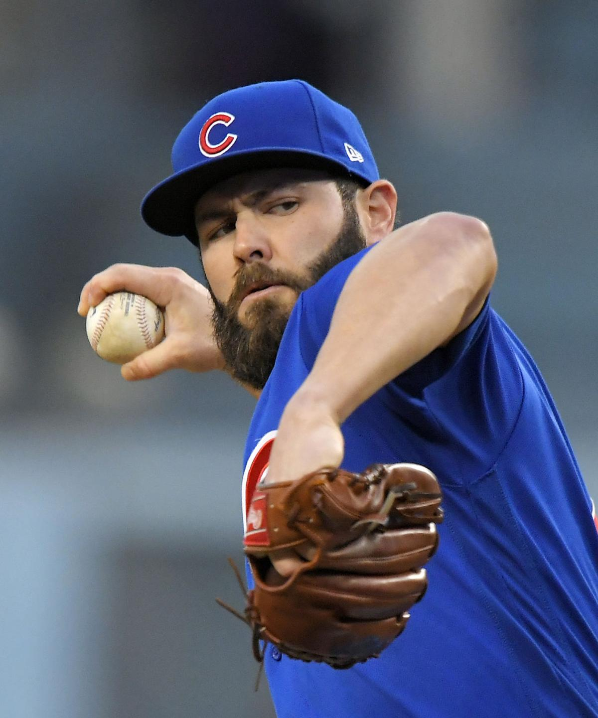 73b233db7ee Spring Training  Arrieta gets a deal he likes