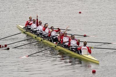Tokyo Olympics Rowing