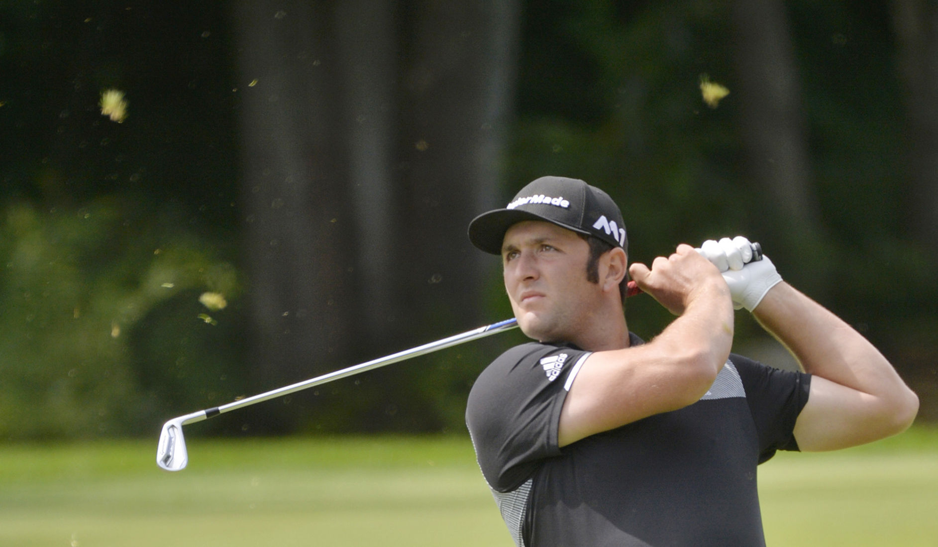Everything clicked, says leader Jon Rahm