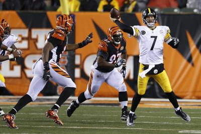84185baef Steelers can clinch AFC North title with win against Ravens