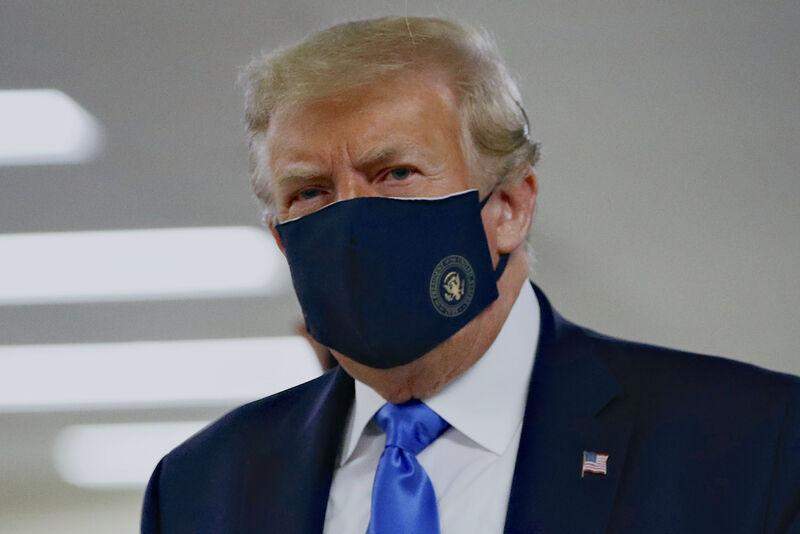 Masks make statements, political and fashion