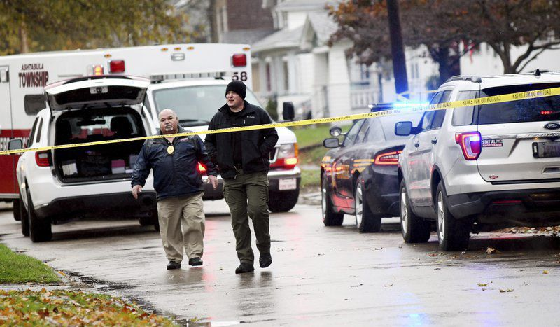 Man dead in Ashtabula Township deputy-involved shooting