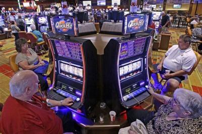 Pa. gambling industry has record year, thanks to online growth