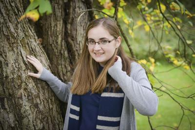 Jenna Reda received her Girl Scout Gold Award
