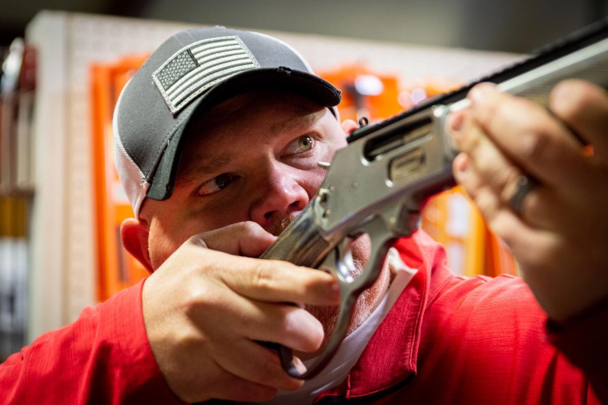 Pandemic, unrest drive recent surge in gun sales