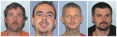 All 4 escapees from Ohio jail arrested in N.C.