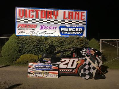 WM High product Jones 1st female series racing champ at
