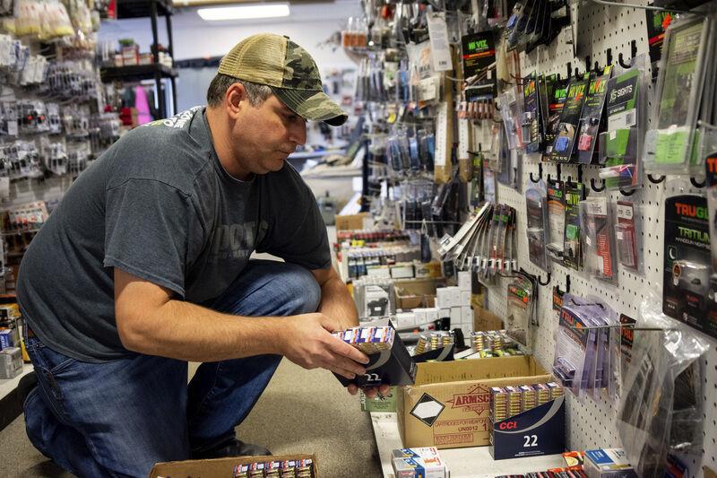 Pandemic, unrest drive gun sales