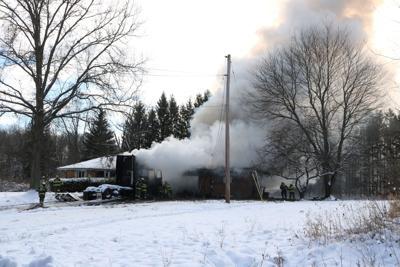 Hermitage fire
