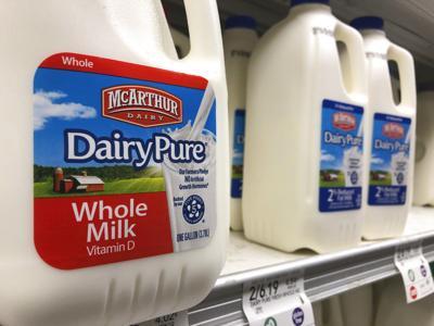 deans milk
