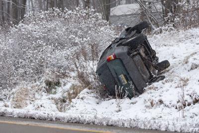 I-80 crash Lackawannock 2
