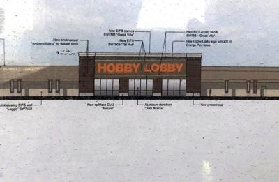 Hobby Lobby craft store coming to Hermitage