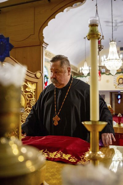 Even with COVID-19, Christmas brings gift to Orthodox pastor
