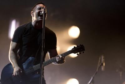 Rock Hall to induct Mercer native Trent Reznor's Nine Inch Nails