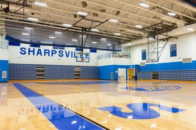 Sharpsville hs gym